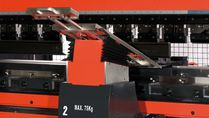 HFE II Series press brake sheet follower start