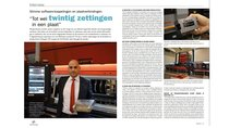 Article in TechniShow Magazine online